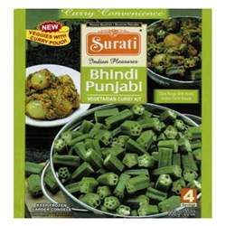 Picture of Surati Bhindi Punjabi Kit 20oz.