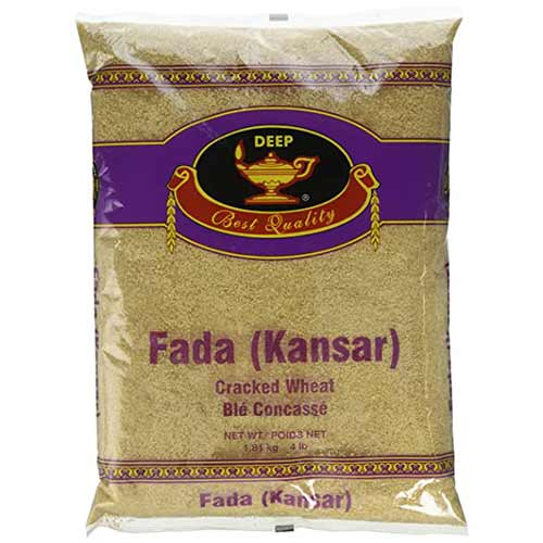 Picture of Deep Cracked Wheat Kansar 4lb