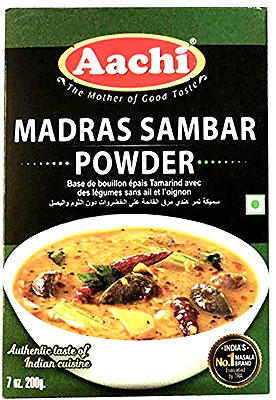 Picture of Aachi Madras Sambar Powder 7oz.