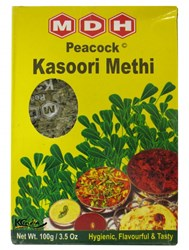 Picture of MDH Kasoori Methi Leaves 100gm.