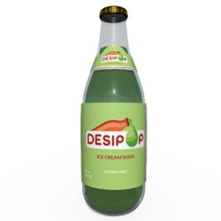 Picture of Desipop IceCream Soda 12oz