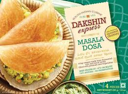 Picture of Haldiram's Dakshin Express Masala Dosa 4pc
