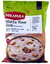 Picture of Nirapara Matta Raw Rice 1kg