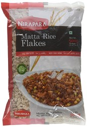 Picture of Nirapara Matta Rice Flakes 500gm
