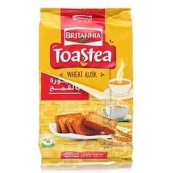 Picture of Britannia Toastea Wheat Rusk 610gm