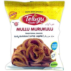 Picture of Telugu Mullu Murukku 170gm