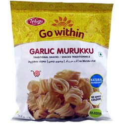 Picture of Telugu Garlic Murukku 170gm