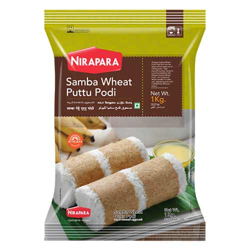Picture of Nirapara Samba Wheat Puttu 1kg