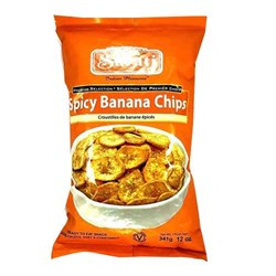 Picture of Surati Spicy Banana Chips 12oz