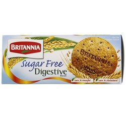 Picture of Britannia Digestive Sugarfree 350gm.