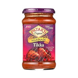 Picture of Patak's Tikka Marinade 10oz