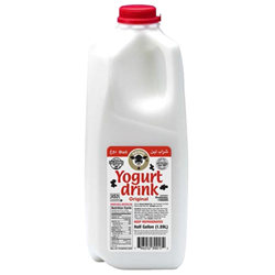 Picture of Karoun Plain Yogurt Drink 1/2 Gallon