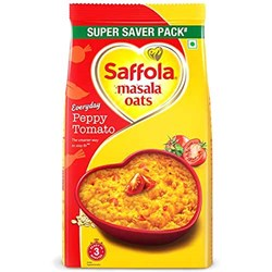 Picture of Saffola Oats Peppy Tomato 500gm