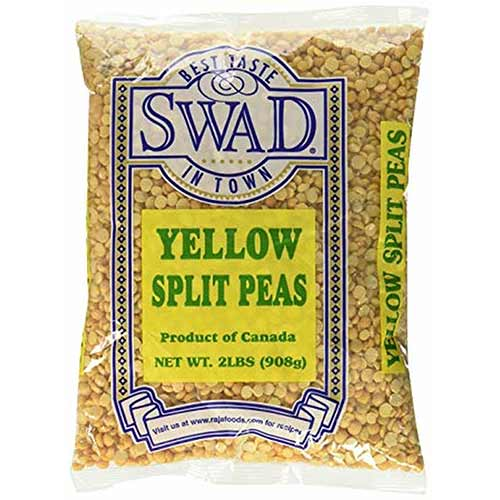 Picture of Swad Yellow Split Peas 2lb