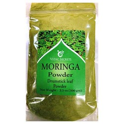 Picture of Vedic Secrets Moringa Powder 100gm