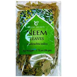 Picture of Vedic Secrets Neem Leaves 50gm