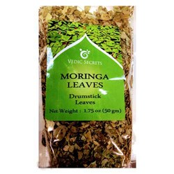 Picture of Vedic Secrets Moringa Leaves 50gm