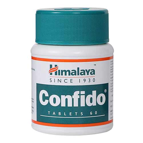 Picture of Himalaya Confido 60 Tablets