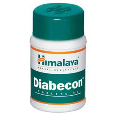 Picture of Himalaya Diabecon 60 Tablets