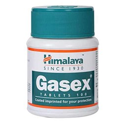 Picture of Himalaya Gasex 100 Tablets