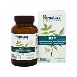 Picture of Himalaya Neem 60ct