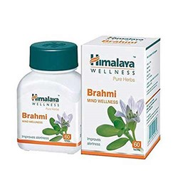 Picture of Himalaya Brahmi 60pc