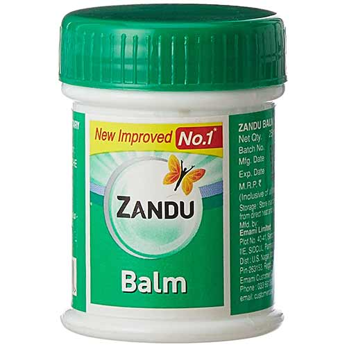 Picture of Zandu Balm 25mL
