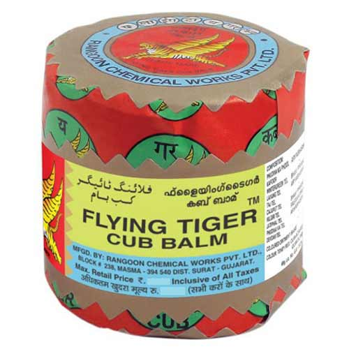 Picture of Flying Tiger Balm Red 15gm