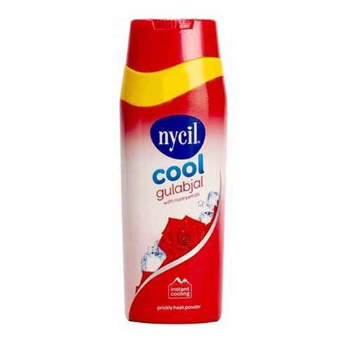 Picture of Nycil Cool Gulabjal Talc 150gm