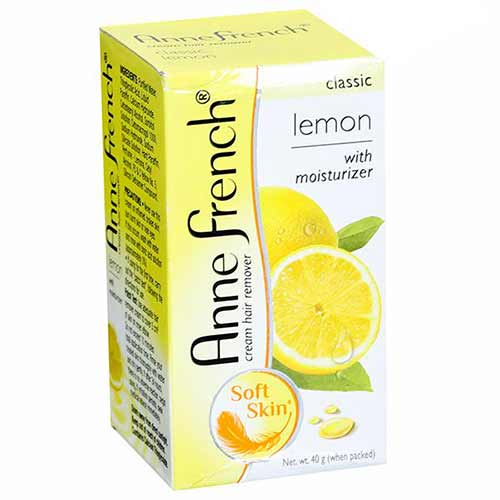 Picture of Anne French Lemon Hair Remove 40gm