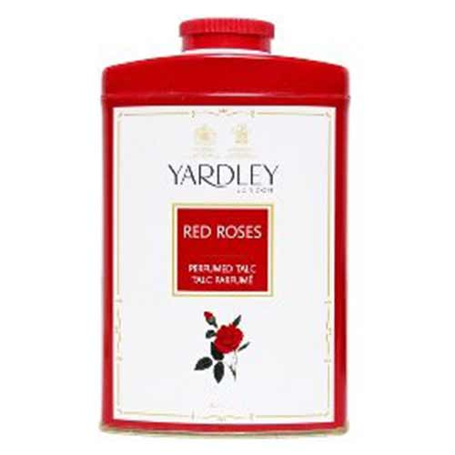 Picture of Yardley Red Rose Talc. 100gm