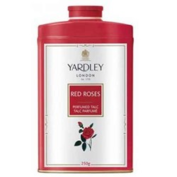 Picture of Yardley Red Rose Talc 250gm