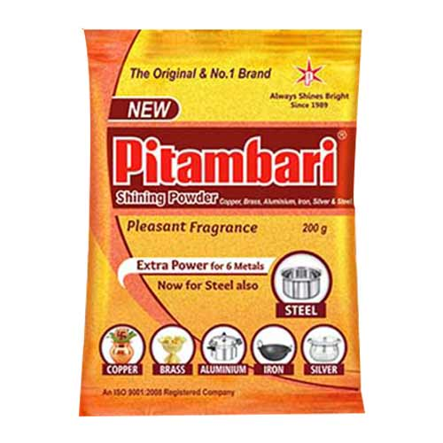 Picture of Pitamberi Shining Powder 200gm