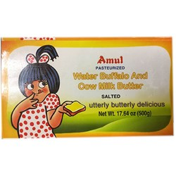 Picture of Amul Salted Butter 500gm