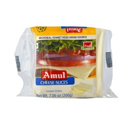 Picture of Amul Cheese Slices 7.06oz