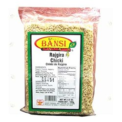 Picture of Bansi Rajgira Chikki 3.5oz