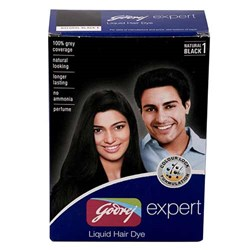 Picture of Godrej Liquid Hair Dye 40m