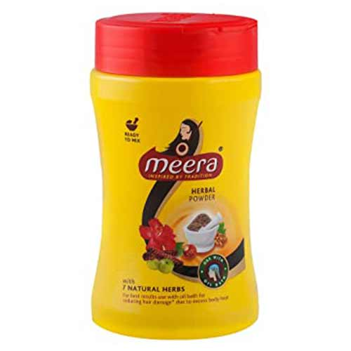 Picture of Meera Herbal Shampoo 120gm