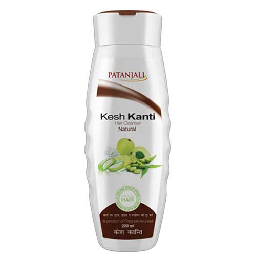 Picture of Patanjali Natural Shampoo 200mL