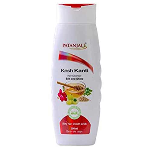Picture of Patanjali Silk & Shine 200mL
