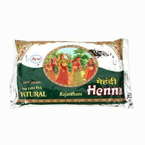 Picture of Ayur Rajasthani Henna 160gm