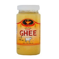 Picture of Deep 100% Pure Cow Ghee 8oz
