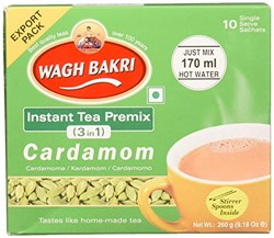 Picture of Wagh Bakri Instant Cardamom Tea Bags 10pc