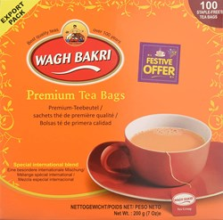 Picture of Wagh Bakri Premium Tea Bags 100pc