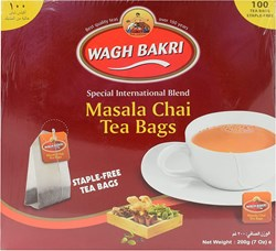Picture of Wagh Bakri Masala Tea Bags 100pc