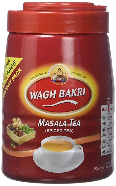 Picture of Wagh Bakri Masala Tea 250gm