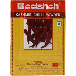 Picture of Badshah Kashmiri Chilli Powder 100gm