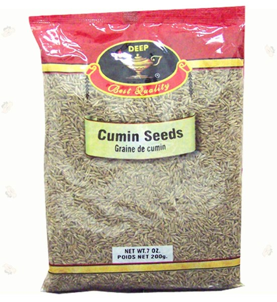 Picture of Deep Cumin Seeds 7oz