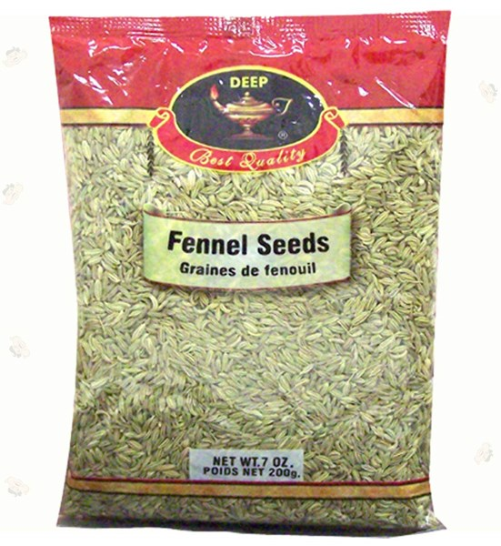 Picture of Deep Fennel Seeds 7oz