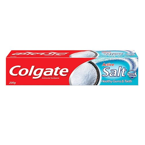 Picture of Colgate Active Salt Tooth Paste 200gm